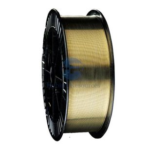 CuAl9Ni5 Nickel-Aluminum Bronze Welding Wire