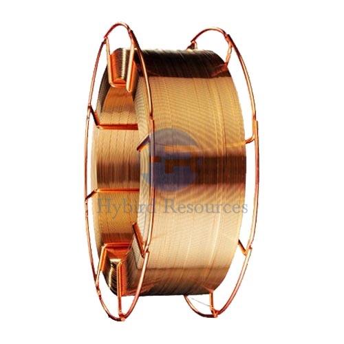 ERCuSi-A Silicon Bronze Welding Wire
