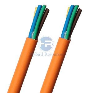 Electric Vehicle High Voltage Aluminum Cable