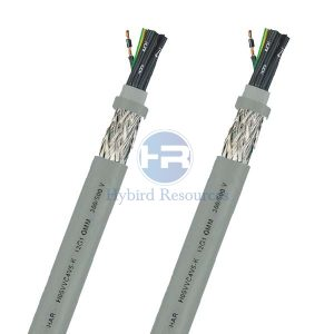 H05VVC4V5-F NYSLYCYÖ Copper Screened Control Cable