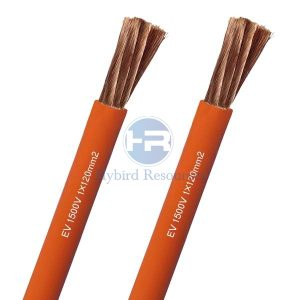 High Voltage Unscreened EV Cable