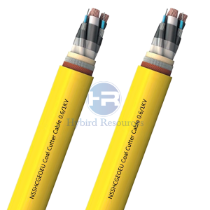 NSSHCGEÖU Longwall Coal Cutter Cable 0.6 1KV (High Tensile Stress)