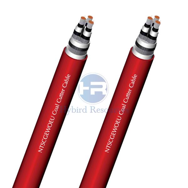 NTSCGECWOEU Medium-Voltage Shearer Power Cable