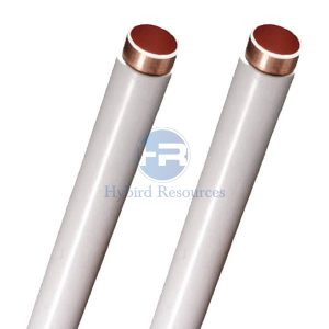 PE Coated Copper Pipe