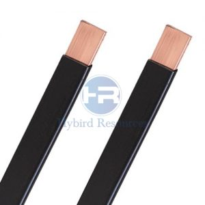 PVC Covered Copper Earthing Tape