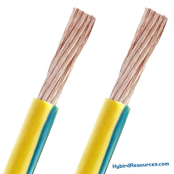 PVC Earthing Wire H07V -R 450 750V