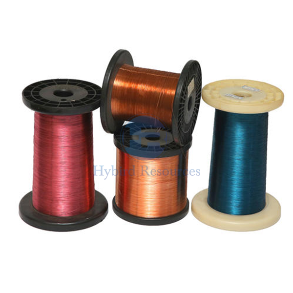 Round Copper Motor Enameled Wire