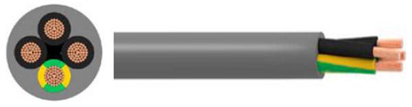 YY PVC PVC Control Flexible Cable